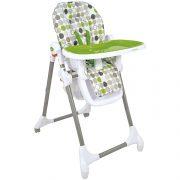 Cadeira Refeicao Kiddo Snack Verde